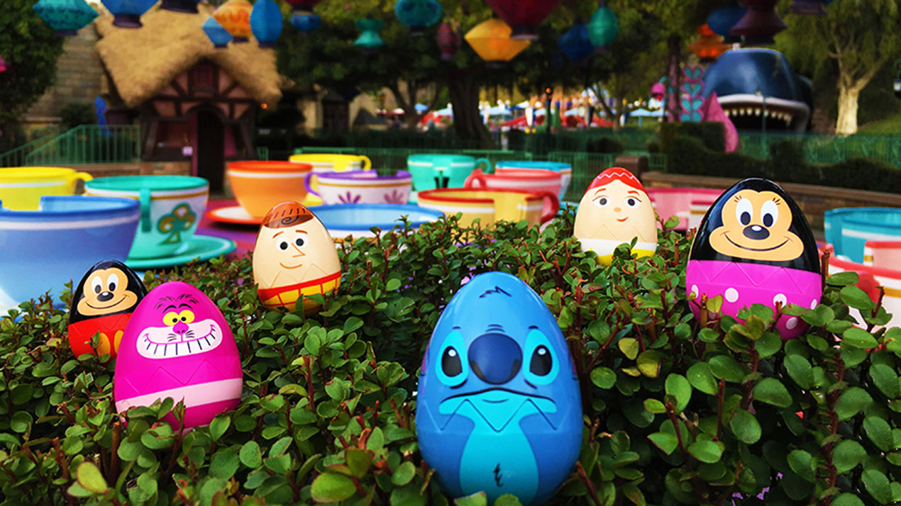 Walt Disney World Egg-Hunt