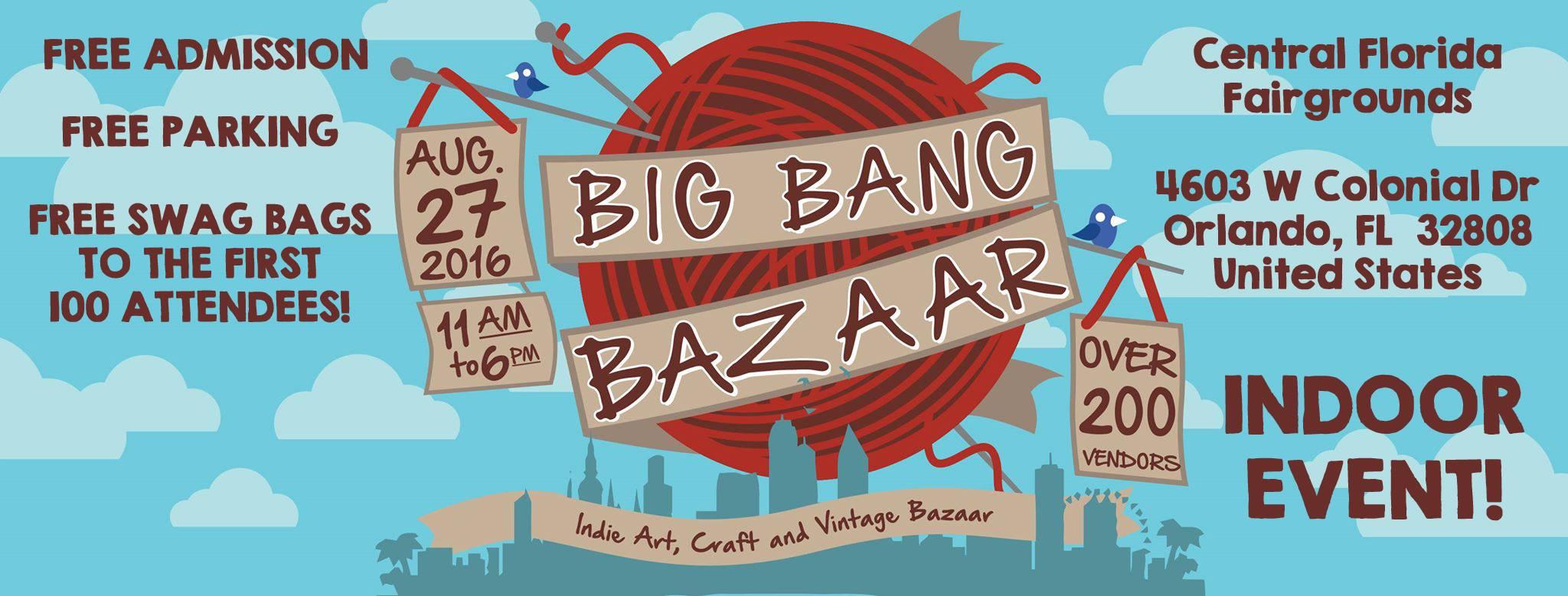 Big Bang Bazaar