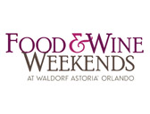 Food & Wine Weekends at Waldorf Astoria