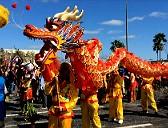 Dragon Parade Lunar New Year Festival