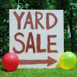what not to buy at a yard sale