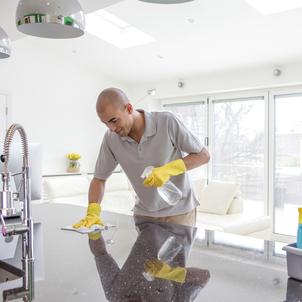 protecting household surfaces