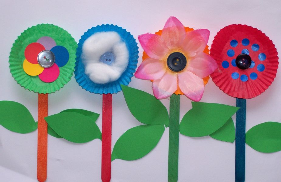 Orlando Avenue Blog Blog Archive Fun Spring Crafts For Kids