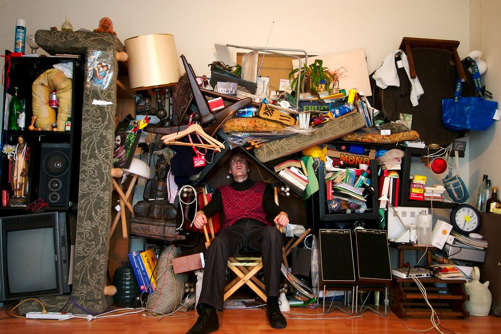 Decluttering the Hard Stuff