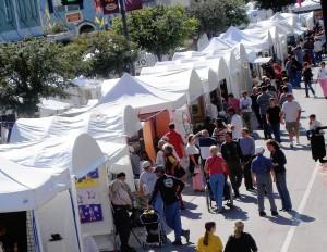 Osceola Fall Art Festival