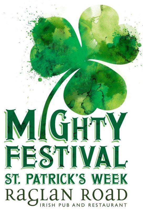 Mighty Festival at Raglan Road Irish Pub