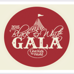 2015 BLACK & WHITE GALA