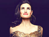 Idina Menzel on Tour