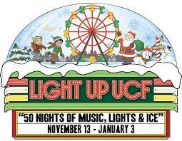 light up ucf