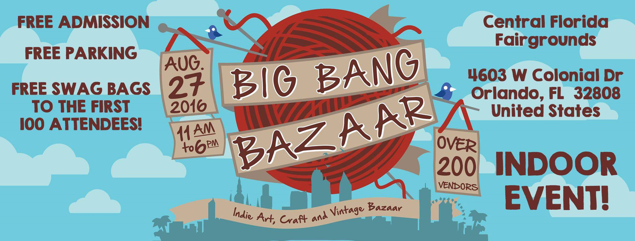 Big Bang Bazaar