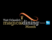 Visit Orlando's Magical Dining Month