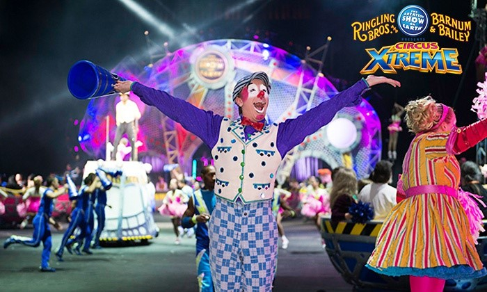 Ringling Brothers Circus Xtreme