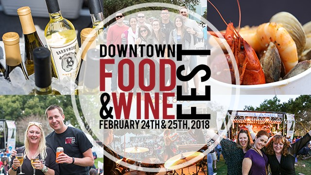 Downtown Food & Wine Festival Orlando