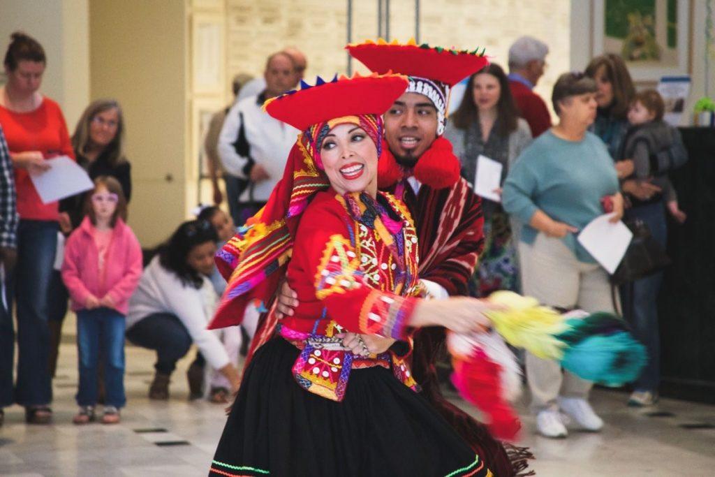 Peru Independence Day Celebration
