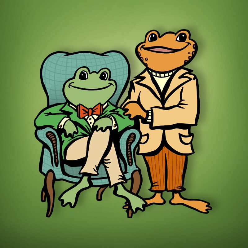 Things To Do Orlando: A Year with Frog and Toad - The Musical